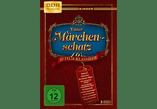 Unser Märchenschatz - 10 Film-Klassiker [DVD]