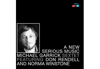 Michael Garrick - A New Serious Music [CD]