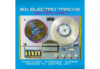 VARIOUS - 80s Electro Tracks - Vinyl Edi [Vinyl]