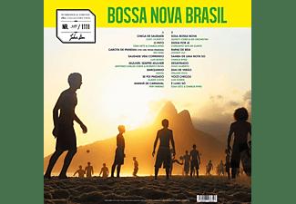VARIOUS - Bossa Nova Brasil-Limited 180 Gram Split Color V [Vinyl]