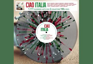 VARIOUS - Ciao Italia-Limited 180 Gram Splatter Vinyl [Vinyl]