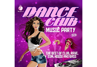 VARIOUS - Dance Club Music Party [CD]