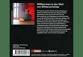 Sven Regener - Glitterschnitter [CD]