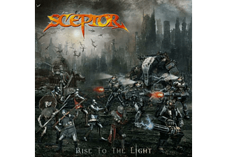 Sceptor - Rise To The Light [CD]