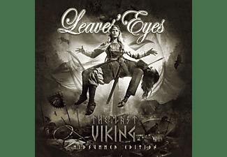 Leaves' Eyes - The Last Viking-Midsummer Editition (3CD+1BRD)