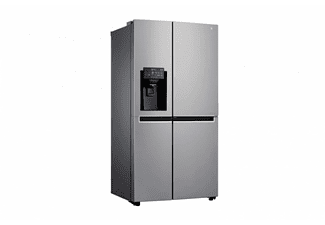 Frigorífico americano - LG GSJ760PZUZ, 405 l, 39 dB, Total No Frost, Door in Door, 4 Puertas, Inox