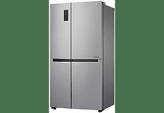 Frigorífico americano - LG GSB760PZXZ, 626 L, No Frost, 179 cm, 39 dB, Inox