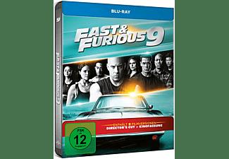 Fast & Furious 9 Steelbook Blu-ray