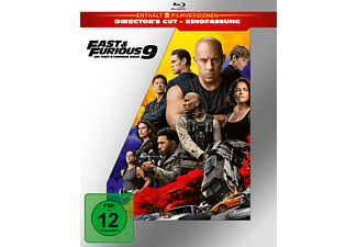 Fast & Furious 9 - Die Fast & Furious Saga Exklusive Edition (Blu-ray inkl. O-Ring mit austauschbaren Karten) Blu-ray
