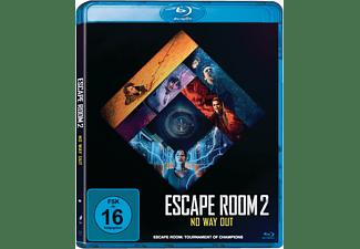 Escape Room 2: No Way Out Blu-ray