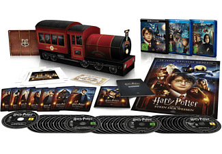 Harry Potter - The Complete Collection HOGWARTS EXPRESS mit Magical Movie Modus 4K Ultra HD Blu-ray + Blu-ray