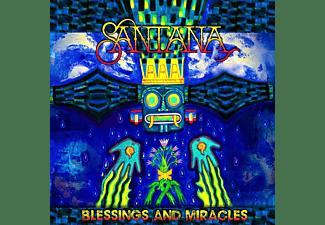 Carlos Santana - Blessings and Miracles [CD]