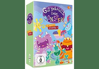 Gut Gebrüllt,Liebe Monster-Staffel 1 [DVD]