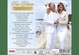 Duo Deluxe - Große unvergessliche Schlagermelodien [CD]