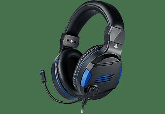 Auriculares gaming - BigBen Stereo Headset V3, Micrófono, PS4, PC