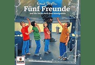 Fünf Freunde - Folge 145: Fünf Freunde und die Suche nach dem Mon [CD]