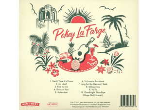 Pokey Lafarge - In The Blossom of Their Shade [CD]