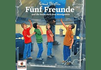 Fünf Freunde - Folge 145: Fünf Freunde und die Suche nach dem Mon  - (CD)