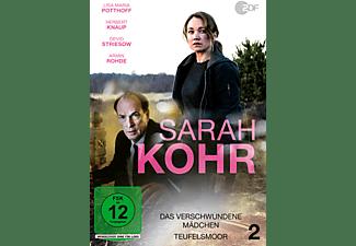 Sarah Kohr 2: Das verschwundene Mädchen / Teufelsmoor DVD