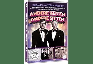 Andere Zeiten-andere Sitten [DVD]