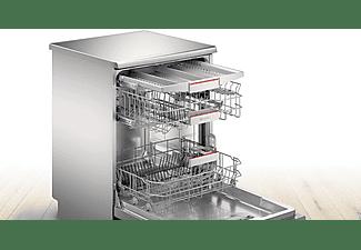 Lavavajillas - Bosch SMS4EKI00E, Independiente, 13 servicios, 6 programas, 60 cm, VarioDrawer, Inox