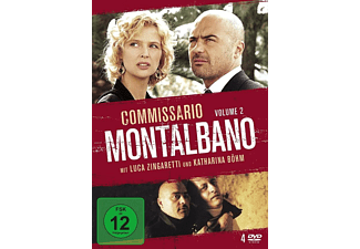 Commissario Montalbano - Vol. 2 [DVD]