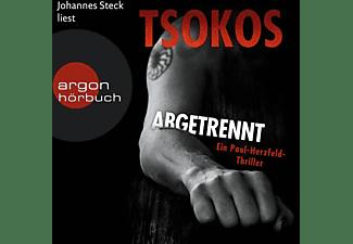 Johannes Steck - Abgetrennt (Herzfeld 3) [MP3-CD]