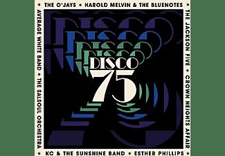 VARIOUS - Disco 75 (3CD Box Set) [CD]