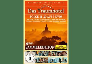 Das Traumhotel - Sammeledition - Folge 11 - 20 auf [DVD]