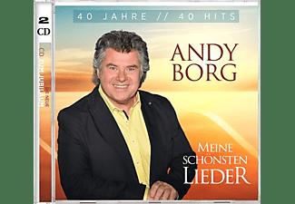 Andy Borg - Meine Schönsten Lieder: 40 Jahre 40 Hits  - (CD)
