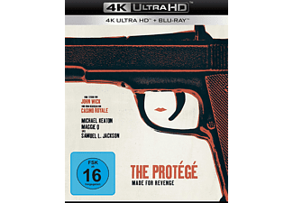 The Protege - Made for Revenge [4K Ultra HD Blu-ray + Blu-ray]