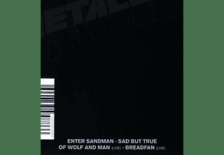 Metallica - Enter Sandman (Ltd.Pock It CD,Germany Exkl.)  - (CD 3 Zoll Single (2-Track))