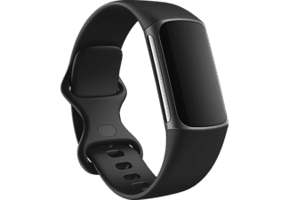 FITBIT Charge 5, Fitness-Tracker, S, L, Black