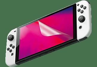 ISY IC-5014 Displayschutz für Nintendo Switch OLED (3 Stück), Transparent