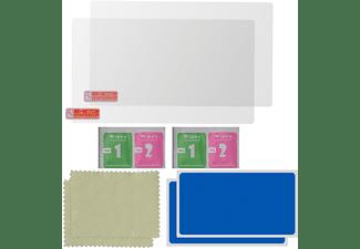 ISY IC-5016 Schutzglas für Nintendo Switch OLED (2 Stück), Transparent