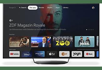 SONY KD-75X82J LED TV (Flat, 75 Zoll / 189 cm, UHD 4K, SMART TV, Google TV)