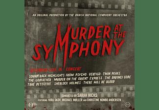DANISH NATIONAL SYMPHONY ORCHESTRA / SARAH HICKS - Murder at the Symphony [CD]