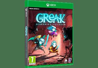 Xbox Series X Greak: Memories Of Azur