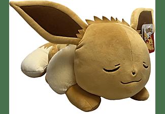 Pokémon - Evoli schlafend - Plüsch 45 cm