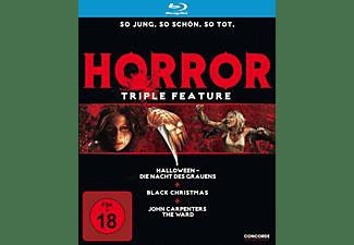 Horror Triple Feature Blu-ray