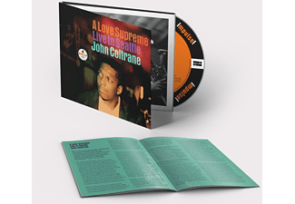 John Coltrane - A Love Supreme: Live In Seattle  - (CD)