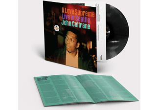 John Coltrane - A Love Supreme: Live In Seattle  - (Vinyl)