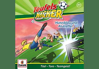 Teufelskicker - Folge 91: Hunniklau und Alutreffer! [CD]