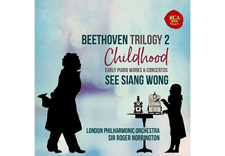 See Siang / London Philharmonic Orchestra Wong - Beethoven Trilogy 2: Childhood [CD]
