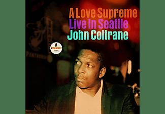 John Coltrane - A Love Supreme: Live In Seattle [CD]