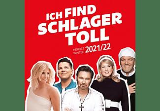 VARIOUS - Ich Find Schlager Toll-Herbst/Winter 2021/22 [CD]