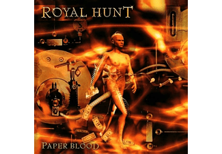 Royal Hunt - Paper Blood (Special Edition) [CD]