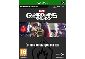 Marvel's Guardians Of The Galaxy Cosmic Deluxe Edition NL/FR Xbox One/Xbox Series X