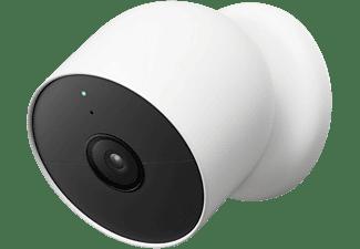 Cámara Wi-Fi de Vigilancia Inalámbrica Google Nest Cam de exterior o interior
