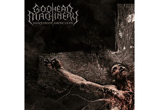 Godhead Machinery - Masquerade Among Gods (Ep) [CD]
